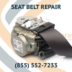 for DODGE any model or year SEAT BELT REPAIR SERVICE AFTER ACCIDENT SINGLE STAGE
