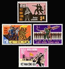 South Vietnam September 20, 1969 General Mobilization Tổng Động Viên 358-361 MNH