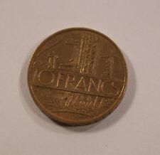 10 Franc Frankreich France 1976 1977 1984(C8)