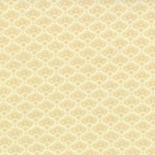 Moda Fig Tree Quilts Honeysweet Cobblestone Fan Fabric in Biscuit 20216-18