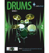 Rockschool Drums - Grade 2 (2006-2012), Rock School Limited, New Book