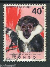 CONGO REP. DEMOCRATIQUE, 1971, timbre 794, ANIMAUX, SINGE, oblitéré