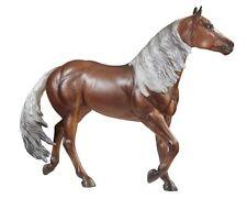 Breyer Horses Traditional Size Latigo Dun It #1791 Palomino, Charro, Trick, Rode