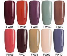 Bluesky Gel Polish Autumn+Winter Fall Collection UV LED Nail Soak Off,Any 2=File
