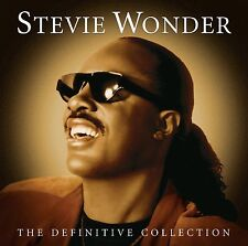 STEVIE WONDER~THE DEFINITIVE COLLECTION (2 CD SET) 38 CLASSIC TRACKS 99p