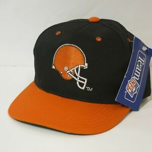 NWT Cleveland Browns Team NFL Kids Youth One Size Hat Strapback