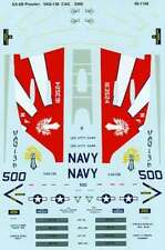 Microscale Decals 1/48 Grumman EA-6B Prowler # SS481166