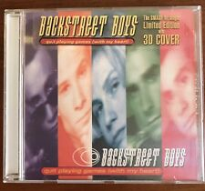 BACKSTREET BOYS - QUIT PLAYING GAMES (WITH MY HEART) - Exclusive Aust CD