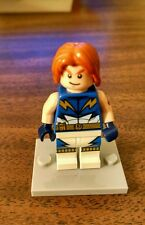 Lego Exclusive Lightning Lad Dc Legion of Superheroes Minifigure Target Cube