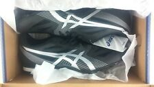 ASICS Men's SIZE 11.5 Hyper MD 6 Track And Field Shoe Black Silver G502Y Sp