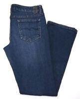 American Rag Cie Womens Jeans Size 11 Straight Leg Blue Mid Rise Denim Pants