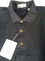 Penguin By Munsingwear Sz LARGE Shirt Short Sleeve Polo Golf Mens LG