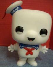 "Stay Puft Marshmallow Man Funko Hard Rubber Head Turns 7"" Tall 2014 Ghostbusters"