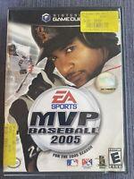 MVP Baseball 2005 (Nintendo GameCube, 2005) TESTED!