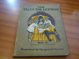 THE TALES THE LETTERS TELL BOOK II ILLUSTRATED BY MARGARET TARRANT HARDBACK 1933