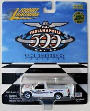 JL INDIANAPOLIS 500 RACE EMERGENCY VEHICLES CHEVY SILVERADO OFFICIAL TRUCK