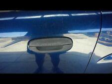 Driver Door Handle Exterior Door Rear Black Moulded Fits 02-06 ENVOY XL 161759
