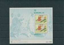 Portugal Madeira 1981 Mi. Bloc 2 Neuf MNH Plus Boutique
