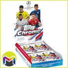 Topps Chrome UEFA Champions League 2020-21 Box  SEALEDOVP Trading Card Displays - 261332
