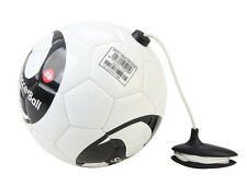SUPER-K Kids Free Kick Trainer Training Soccer Ball Football with String Size 2
