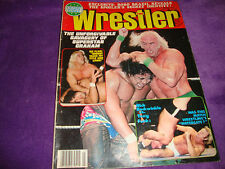 THE WRESTLER 3/78  ric flair/ricky steamboat/terry funk/the spoiler//tommy rich