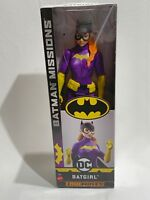 DC Batman Missions BATGIRL TRUEMOVES MATTEL BRAND NEW Collector HTF