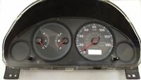 2001-2005 Honda Civic DX Coupe MT w/o Side SRS Speedometer Gauge Cluster