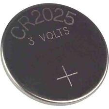 Panasonic Cr2025 3 Volt Button Battery
