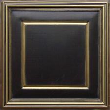 PVC Decorative Ceiling Tile 2'x2' -Antique Brass #224 Drop-in / Glue-up