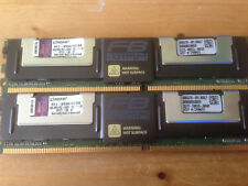6x DDR2 ECC FB-DIMM (12GB) KFJ-BX667K2/8G (2x4GB Kingston; 4x1GB Samsung)mmmmmmm