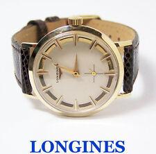 Vintage 10k GF LONGINES Winding Watch 1960s Cal 23Z * EXLNT* SERVICED