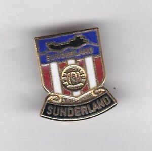 Sunderland - lapel badge No.2 brooch fitting