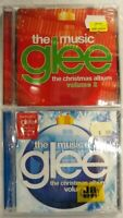 Glee Christmas Collection (Volumes 2 and 3) (Brand New/Sealed)