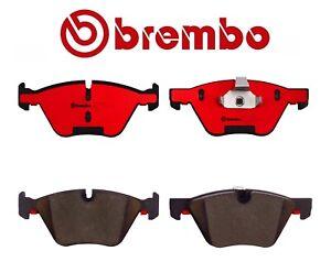For BMW E90 323i 325i 325xi 330i E88 E82 Z4 Front Ceramic Disc Brake Pads Brembo