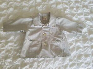Jottum Dutch Designer Baby Boy's Jacket size 0-3 months