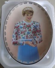 Bradford Exchange Diana, Queen of Our Hearts * A True Princess * Collector Plate