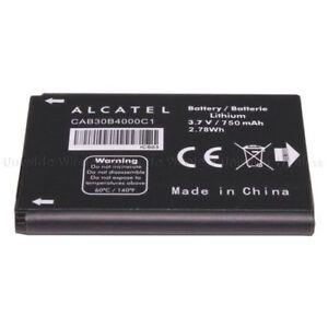 Original Battery Alcatel CAB30B4000C1 Vodafone 331 455 541 VF331 VF455 VF541