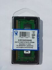 Royaume-uni. nouveau! 8GB PC3-10600 1333mhz 204 pin sodimm DDR3 pc portable ram mémoire
