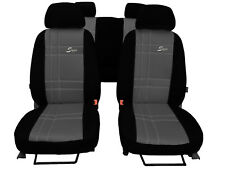 SKODA CITIGO 2011 ONWARDS ARTIFICIAL LEATHER TAILORED SEAT COVERS