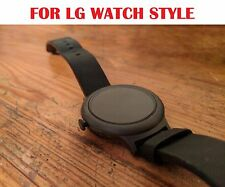 LG Watch Style Tempered Glass Screen Protector - CRYSTAL CLEAR  by RAGETORC