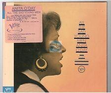 ANITA O'DAY all the sad yound men CD ALBUM digipack verve remastered