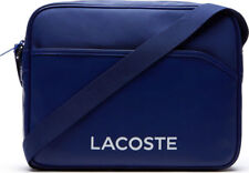 Lacoste Ultimum Messenger Airline Shoulder Bag NH0860UT-102 - Mazarine Blue