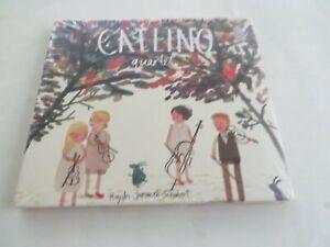 CALLINO QUARTET - Haydn/Janacek/Schubert - CD Album - Digipak - NEW/Sealed