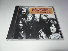 Hawkwind - In The Beginning 1994 UK Import CD Live Songs Like New Fast FREE Ship