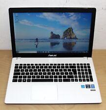 "Asus R512MAV 15,6 "" Notebook Intel Pentium N3540 2,16ghz 500gb HDD 4gb Ram White"