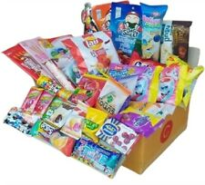 30pcs Snack Candy Japanese LAY's Flavour pocky traro Seaweed Other Food Set Box