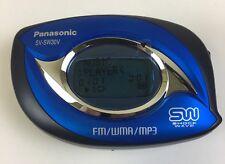 Panasonic Shockwave SV-SW30V 256MB MP3 Player