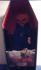 Ldd Living Dead Doll Headless Horseman opened with bonus Webkinz horse Nightmare