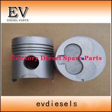 For DAEWOO forklift DC24 rebuild kit piston liner ring bearing gasket kit