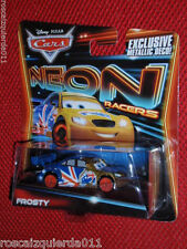 Disney Pixar Cars Exclusive Metallic Deco Neon Racer Frosty